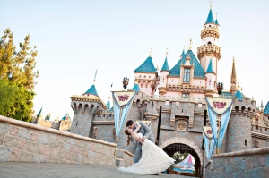 Specifically a Disney wedding consultant, but we'll get into that later. (Photo via BridalGuide.)