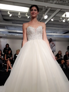 "Sottero & Midgley - Style 4SS811- ""Angelette"""